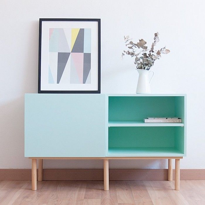 M s de 25 ideas incre bles sobre mueble recibidor en for Mueble pasillo estrecho