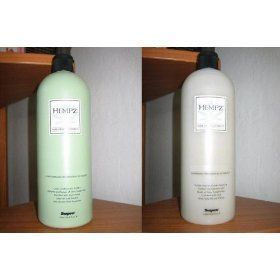 Hempz Volumizing Shampoo and Conditioner Liter Duo (33.8 Oz) *** To view further for this item, visit the image link.