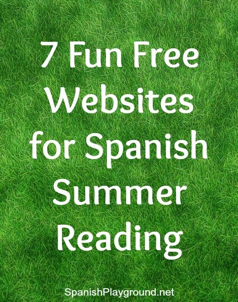 These free websites for kids have reading activities in Spanish.