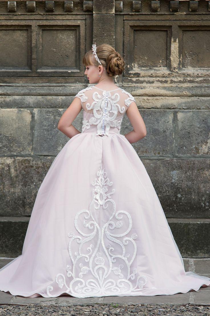 #firstcommunion #flowerdress #sunnyprincess #communion