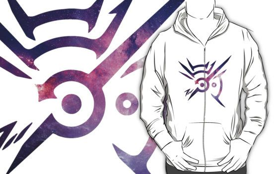 Dishonored Symbol (Galaxy) Available as T-Shirts, Stickers, Cases, Posters, Home Decors, Tote Bags,etc.