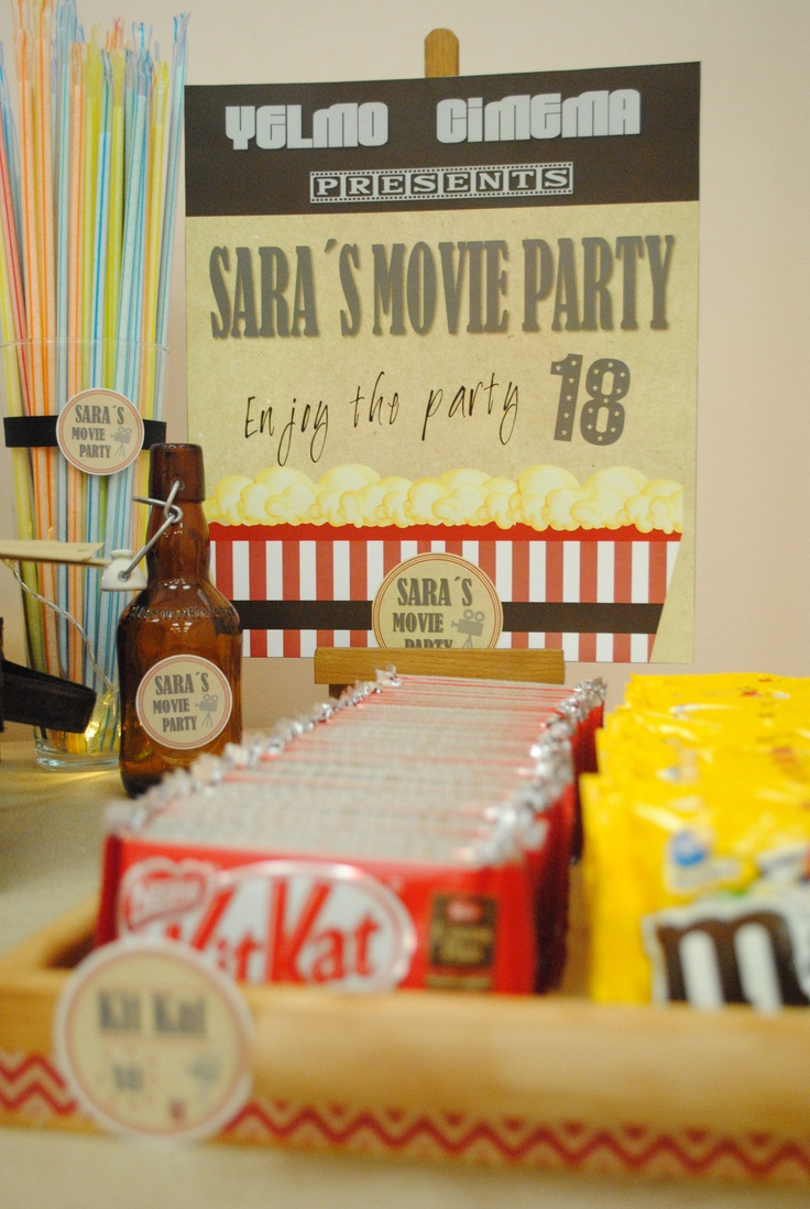 Fiesta sorpresa 18 a os happy event pinterest fiestas for Fiestas ideas originales