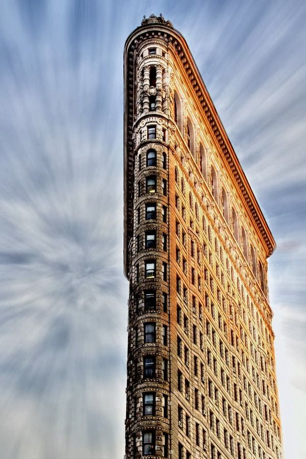 Wonder Nice Photos: Flatiron Building, NYC