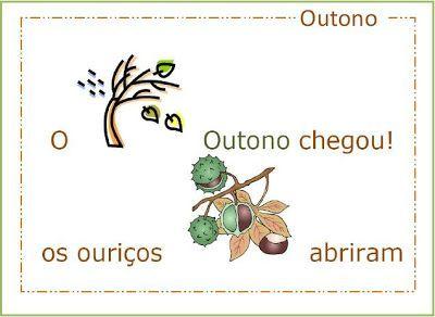 Educ@ naWeb ....Pré-Escolar: Poema de Outono