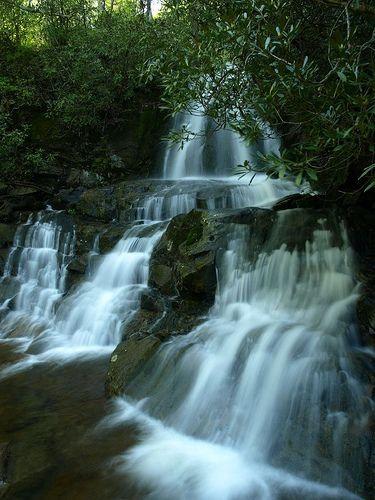 Laurel Falls -Smokey Mountains, TN