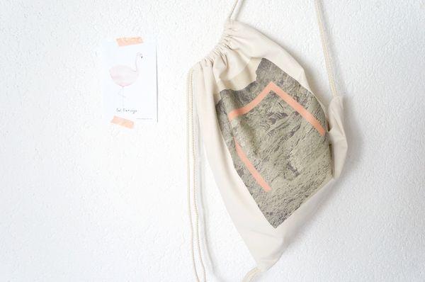DIY shoulder bag / backpack
