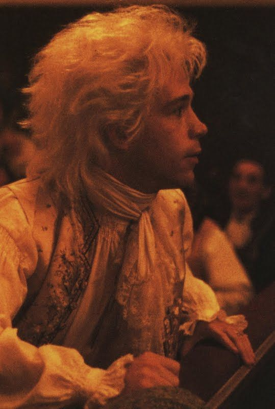 """Tom Hulce did not win an Oscar for his performance in """" Amadeus.""""  Where's the justice?"""