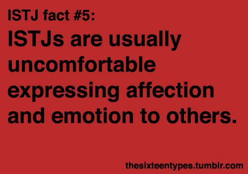 and istj relationship