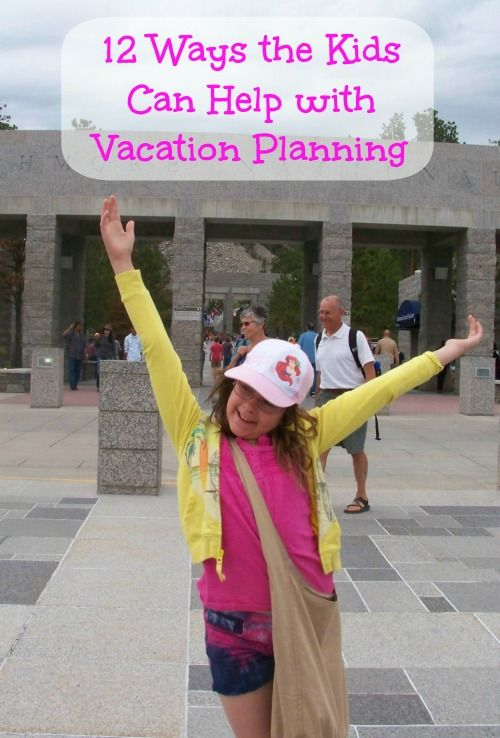 Great ways to get the kids involved in #travel planning & trip prep!  A must-read before your next family vacation.