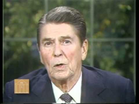 President Reagan's Speech to the Nation on Lebanon and Grenada, October ...