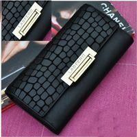 venta caliente 2013 nuevo cuero diamantes señorita Qian Bao billetera t embrague , fábrica directa los bolsos femeninos