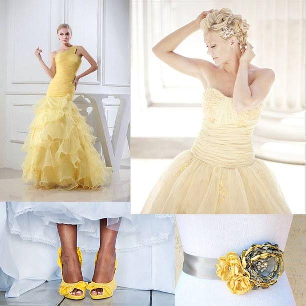 #bride #sposa #pasqua #easter #matrimonio #wedding #yellow