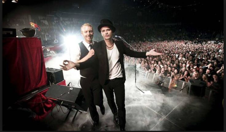 Av scenen fra siste Kaizers konsert. Foto : Paal Audestad