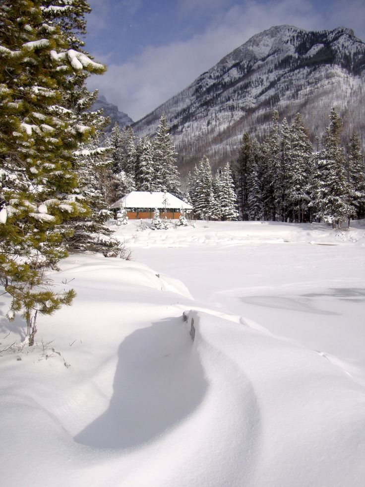 Snow Gazebo by SHADOWMAC PHOTOGRAPHY on 500px