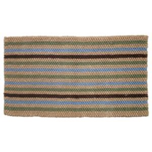 Colours Ambarella Multicolour Woven Stripe Jute Colours Ambarella Multicolour Woven Stripe Jute Door Mat (L)0.75m (W)45cm.This multicolour door mat has a woven stripe design and is great for avoiding dirt and wear and tear to carpets. It measures 0 http://www.MightGet.com/april-2017-1/colours-ambarella-multicolour-woven-stripe-jute.asp