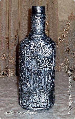 Декор предметов Аппликация из скрученных жгутиков пейп-арт-объекты Салфетки фото 6