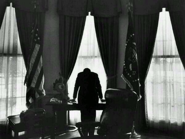 Kennedy, Oval Office