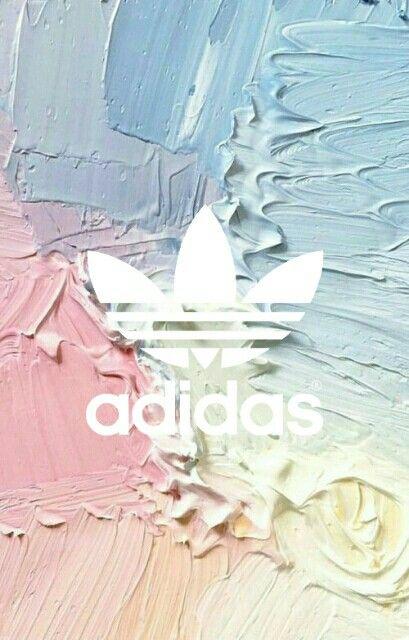 Adidas con pintura de fondo. Siganmen!!! Por algun pin en especial contactenmen