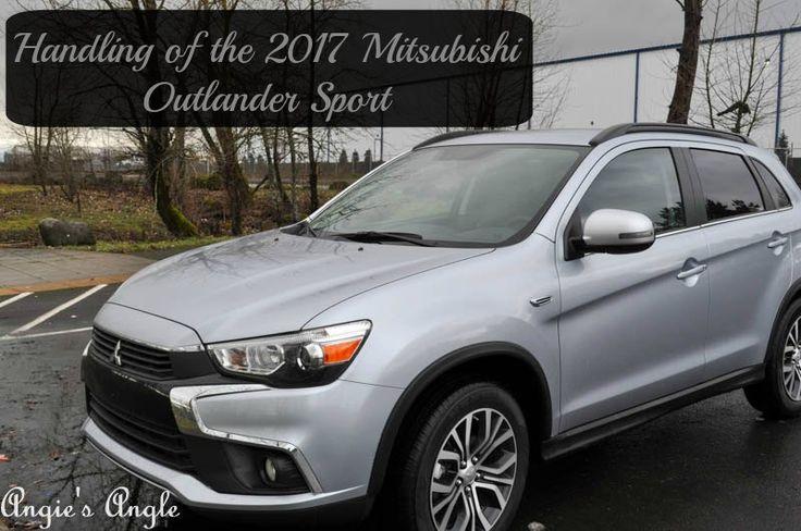 Handling of the 2017 Mitsubishi Outlander Sport
