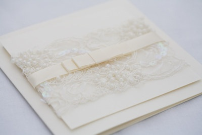 Lace wedding invitation Classic Ivory lace wedding invitations, simply beautiful! Click here http://www.Theweddinginvitationboutique.co.uk/weddinginvitations/prod_1670176-Cream-and-pearl-lace-wedding-invitations.html to buy
