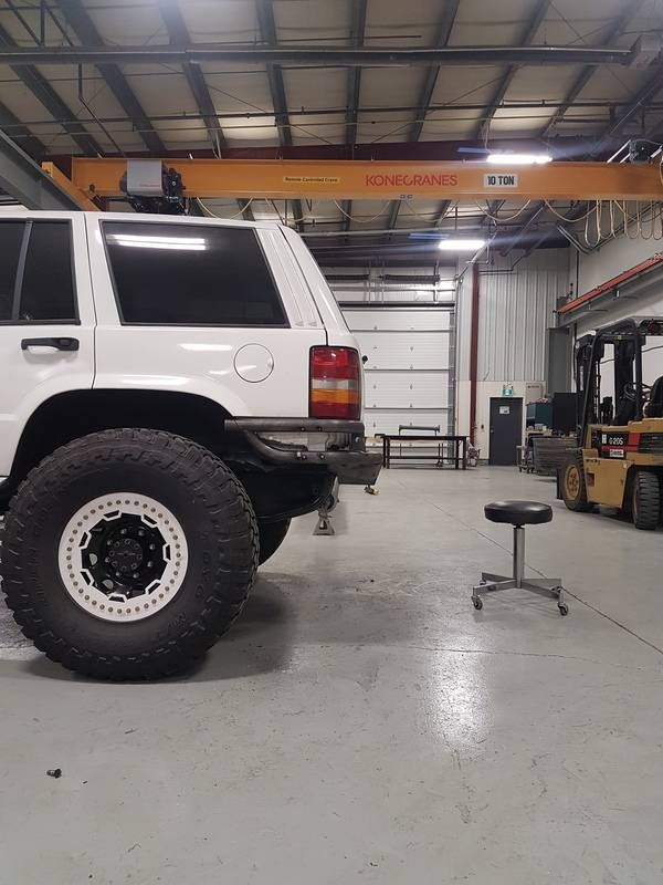Wj Winch Bumper Build Pirate4x4 Com 4x4 And Off Road Forum