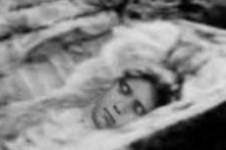 Jacinta Marto of Fatima's incorrupt body