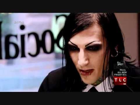 Chris Motionless @ NY Ink