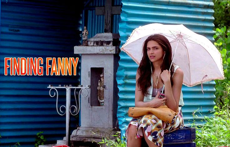 Finding fanny 2014