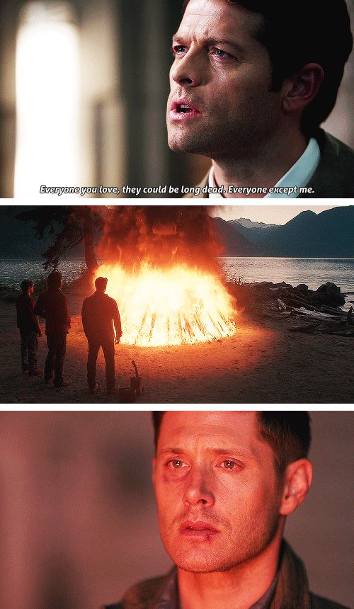 I don't see this as Destiel. I see it as family, brotherly friendship. Dean had allowed himself to take those words from Cas to heart (once the Mark was no longer clouding his thoughts).