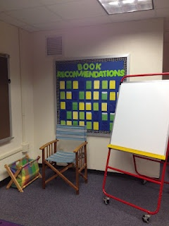 Book recommendation wall! :): Bulletin Boards, Classroom Ideas, Recommendation Wall, Book Recommendations