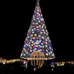 Christmas tree vivo city by Swami Stream