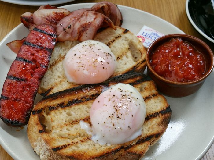 Quick breakfast review: Asado, Claremont | Morsels