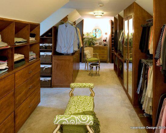 Attic Wardrobe Doors