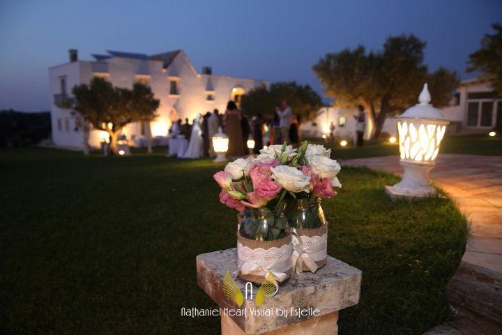 Apulian masseria. Wedding in Puglia by SposiamoVi Puglia.