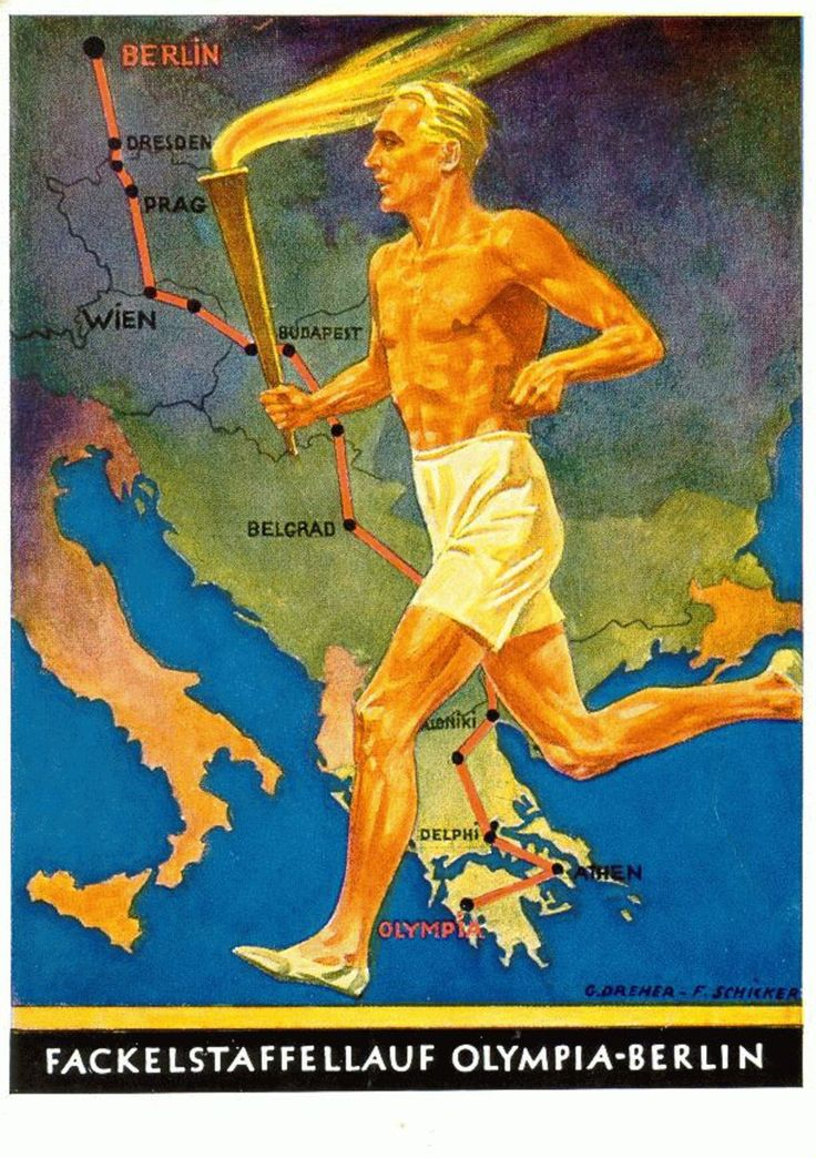 Berlin olimpia 1936
