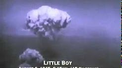atomic bomb explosion real footage - YouTube