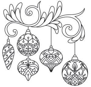 Delicate December - Ornaments_image