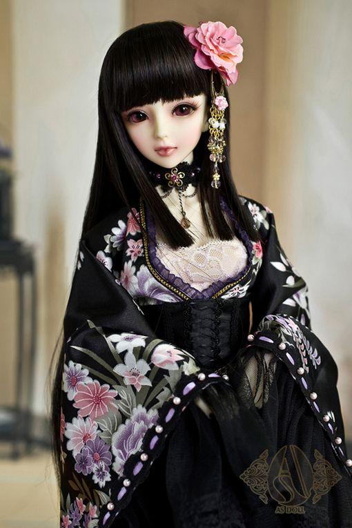 as doll 娃娃