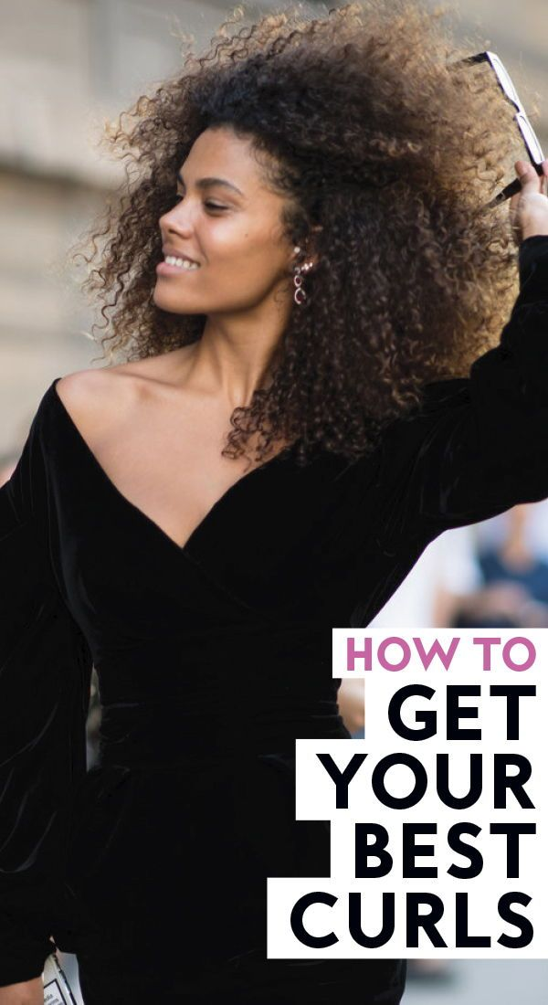 How To Have The Best Curls Of Your Life According To Reddit