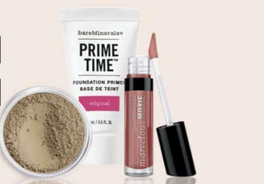 Un maquillage Sephora et des mignatures Bare Minerals à gagner !