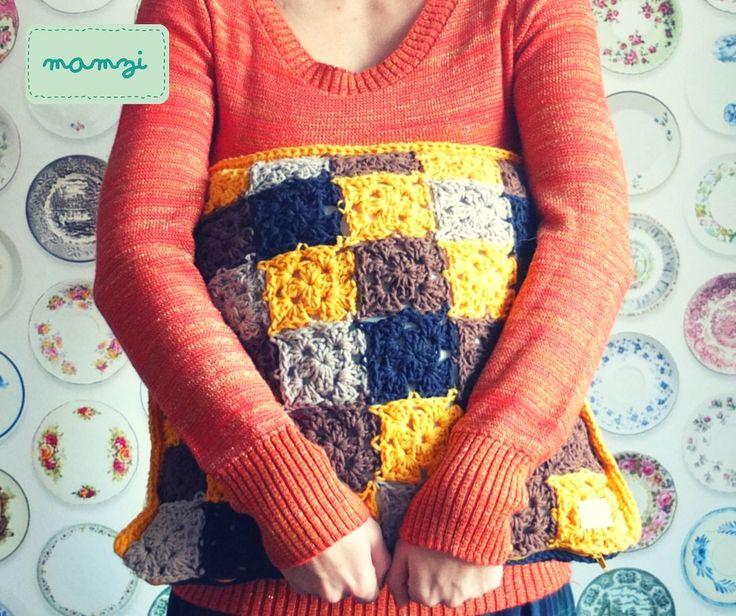 mamzi's crochet cushion available at http://mamzi.bigcartel.com/
