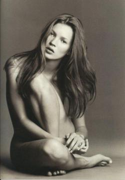 .: Michael Thompson, Nude, Beautiful, Katemoss, Beauty, Photo, People, Kate Moss