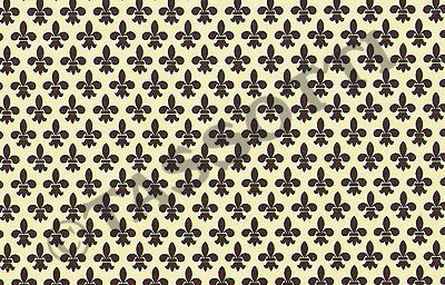Tassotti - Paper Giglio marrone Multi-use decorative paper for cardboard articles, origami, découpage, gift wrap 85 gr