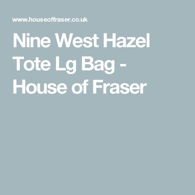 Nine West Hazel Tote Lg Bag - House of Fraser