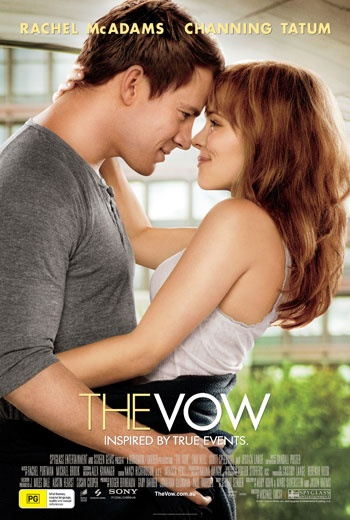 True Love will make you fight to get it back: Film, The Vow, Books, Vows, Thevow, Watch, Channing Tatum, Favorite Movies