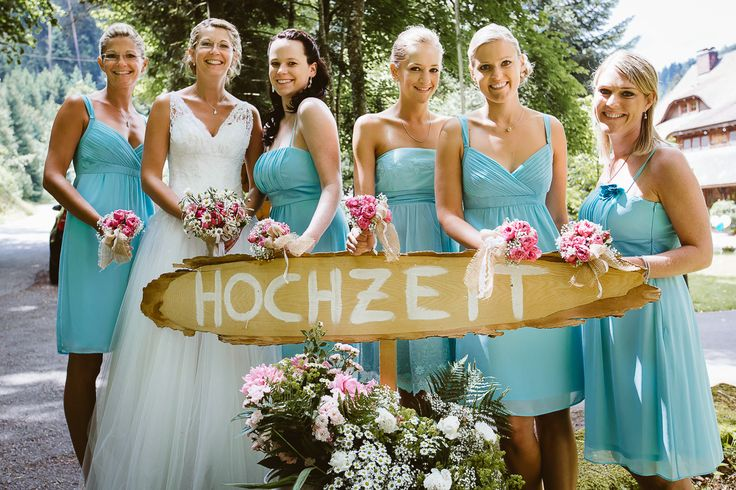 The best bridesmaids