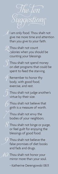 Ten SuggestionsHealth Food, Remember This, Body Image, Healthy Eating, Healthy Body, Health Tips, Healthy Food, Weights Loss, Health Fit