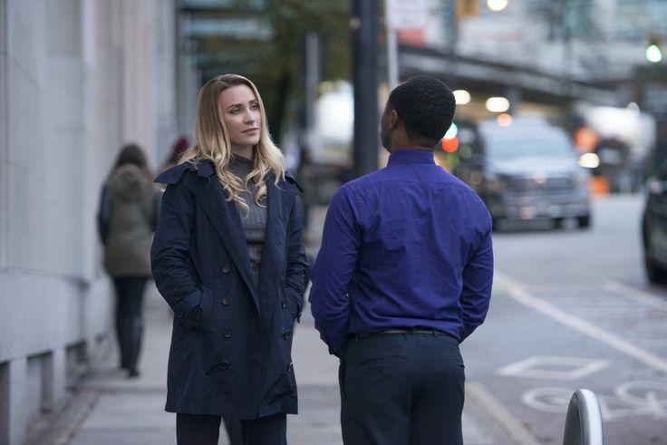 """#iZombie 3x09 """"Twenty-Sided, Die"""" - Clive and Dale (star, Jessica Harmon)"""