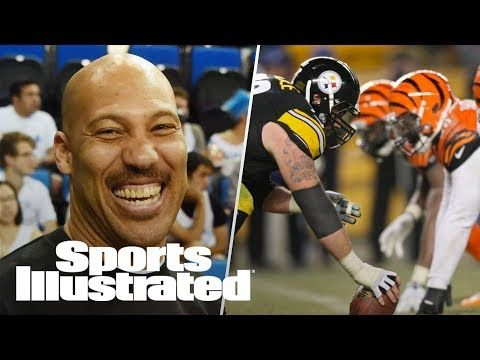Lakers' Reaction To 'LaVar Ball Rule', Brutal Hits In Steelers-Bengals   SI NOW   Sports Illustrated - YouTube