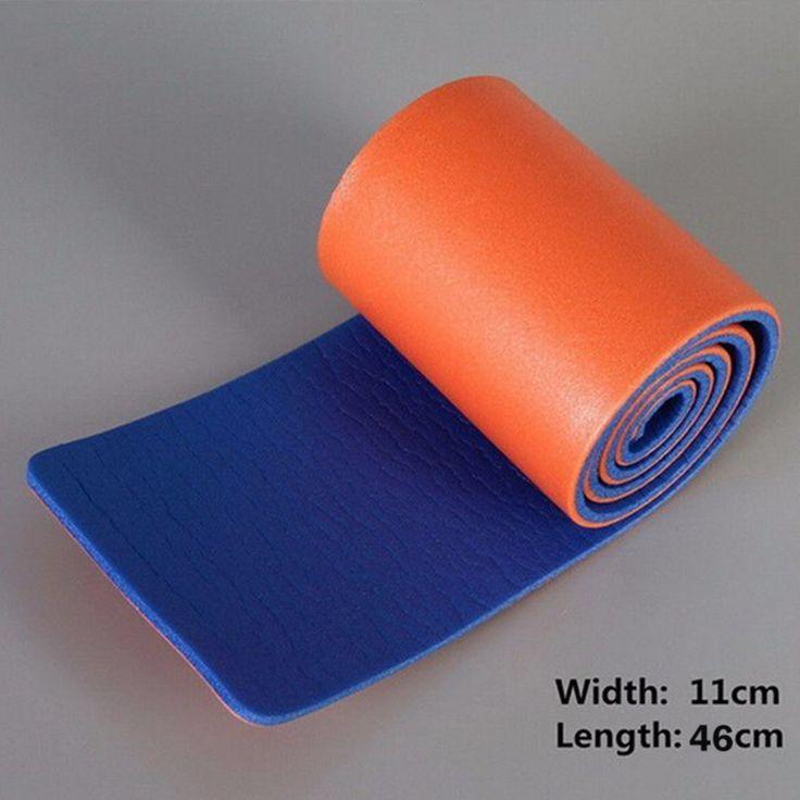 Emergency Kits Survival Medical Multi-use Orange & Blue Aluminum Training Splint fixed First Aid Kit Bandage Roll Pet 11cm*46cm  #Affiliate